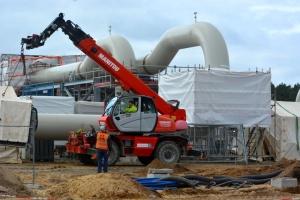 США готовы к новым санкциям против российских компаний, строящих Nord Stream 2
