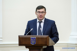 Експертиза підтвердила, що розмова Курченка і Саакашвілі не змонтована - Луценко