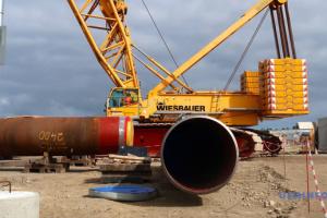 Правозахисники РФ заявляють про рабську працю тисяч в'язнів на будівництві Nord Stream 2