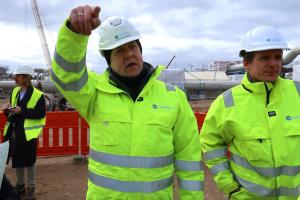 Берлін виступає проти американських санкцій щодо Nord Stream 2