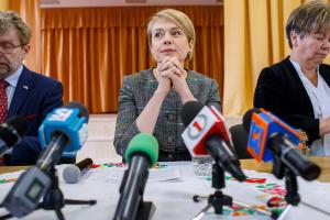 Гриневич закликає не лякати дітей - ДПА не впливає на вступ до 5 класу