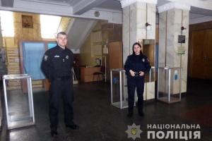 Полиция проследит, чтобы наблюдатели имели беспрепятственный доступ к участкам