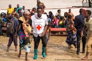 На Мозамбік обрушився ще один потужний циклон