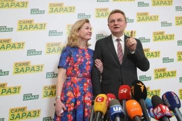 Andrij Sadowy wycofał swoją kandydaturę w wyborach prezydenckich