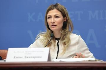 Dzheppar, Mayr-Harting discuss situation in Crimea