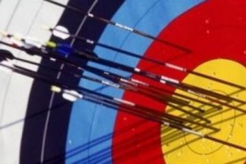 Ucranianos ganan dos medallas de oro en el Campeonato de Europa de tiro con arco