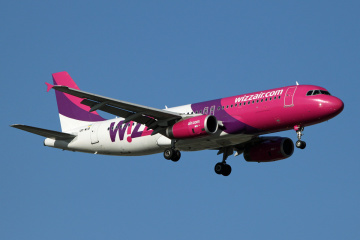 Wizz Air to launch six additional flights from Zaporizhzhia – city mayor