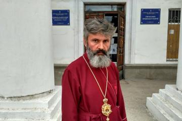 Kyiv to inform UN, CoE, OSCE about detention of Archbishop Klyment