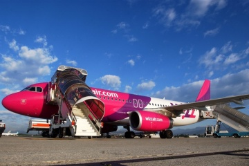 Wizz Air launches flights from Kyiv to Bremen, Riga and Billund