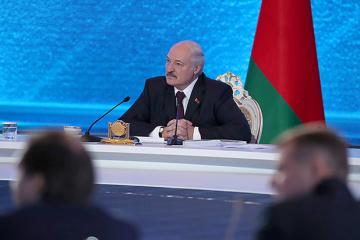 Lukashenko to visit Ukraine at invitation of Zelensky - ambassador