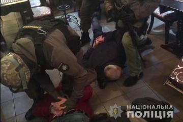 """In Kyjiw """"Zusammenkunft"""" der Kriminellen aufgedeckt"""
