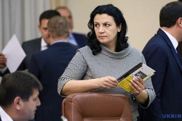 Ivanna Klympush-Tsintsadze, Vice-Première ministre : L'impunité engendre l'agression russe