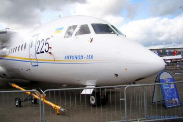 Antonov verzichtet auf russische Zubehörteile für An-158