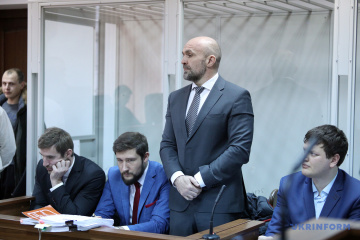 Court suspends Kherson official Manher from office until April 6