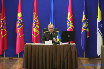 Muzhenko: Escalation in Donbas possible on election day
