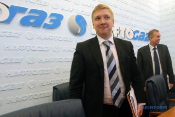 Kobolew über Transitgebühren für russisches Gas