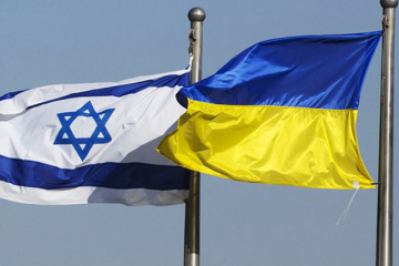 Zelensky signs law ratifying free trade agreement with Israel