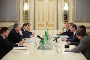 Russia must return Ukraine's sailors and ships – U.S. Under Secretary of State