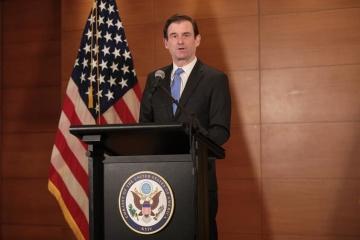 U.S. Under Secretary of State: Presidential election is key test for Ukraine
