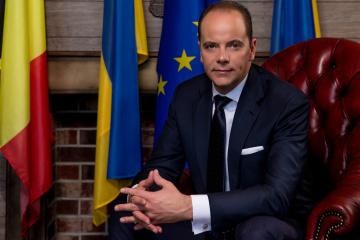 Empresario belga: Inversores extranjeros ya no dudan del enorme potencial de Ucrania