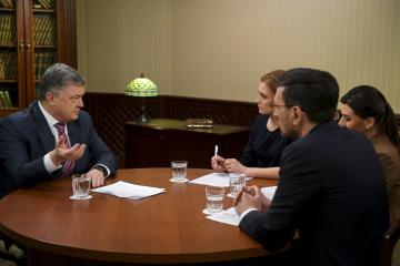 Poroshenko: No one will escape responsibility for illicit enrichment