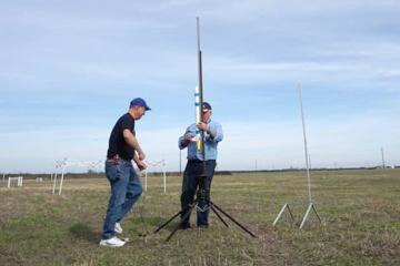 Arrancan las competiciones ucraniano-estadounidenses de modelismo espacial en Texas