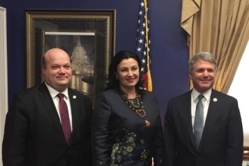 Ukraine, United States discuss strengthening protection against Russian cyber attacks during elections