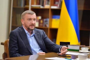 Justice minister Petrenko: 60% of Ukraine's voters are women