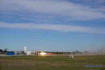 Prueban el motor del cohete ucraniano-estadounidense Firefly Alpha en EE.UU.  (Foto, Vídeo)