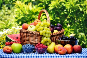 Ukraine's fruits and nuts export revenues hit record high