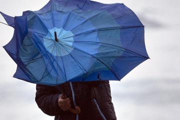 Ukraine's Emergency Service issues orange warning level due to strong winds