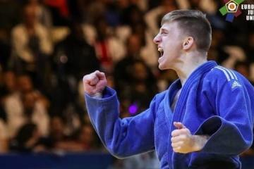 Les judokas ukrainiens ont remporté 3 médailles au Grand Prix du Maroc