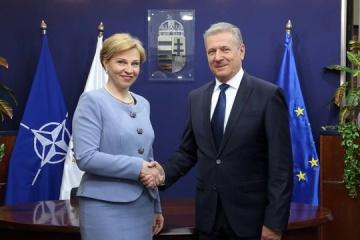 Ukrainian ambassador asks Budapest to support Kyiv's EU and NATO aspirations