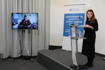 ONU: le nombre d'agressions contre les activistes augmente en Ukraine