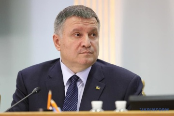 Interior minister Avakov: Elections held without incidents