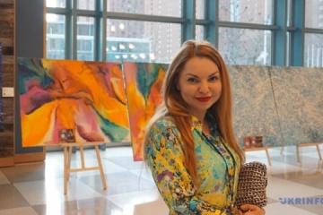 Exhibition of Ukrainian artist opens at UN headquarters