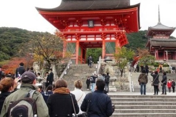 Over eight thousand Ukrainian tourists visited Japan in 2018