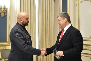 Kryvonos es nombrado secretario adjunto del Consejo de Seguridad Nacional y Defensa de Ucrania