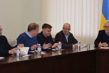 UNICEF, German representatives discuss water supply in Mariupol