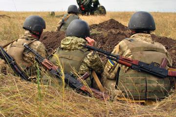 11月10日の露占領軍停戦違反2回=統一部隊