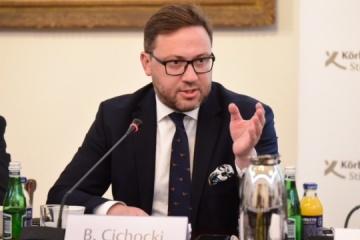 New Polish ambassador begins diplomatic mission in Ukraine