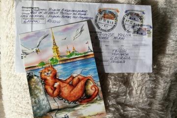 Sushchenko sends greetings to Georgians, Ukrainian diaspora
