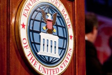La banque américaine EXIM a commencé à financer des projets en Ukraine