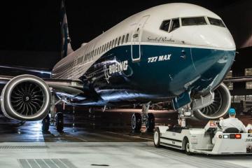 L'Ukraine a interdi les vols de Boeing 737 MAX