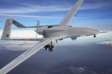 Ucrania planea comprar 48 drones turcos Bayraktar