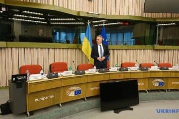 Rosati: El objetivo constitucional de Ucrania de adherirse a la UE y la OTAN debería hacerse realidad lo antes posible