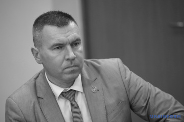 Pracownik administracji prezydenckiej Ołeksandr Buchtaty został zabity