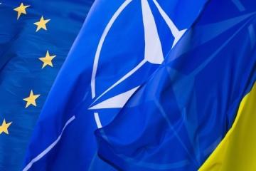"""La OTAN reafirma la política de """"puertas abiertas"""" para Ucrania (Informe)"""