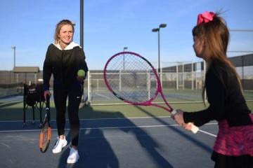 La première «raquette» ukrainienne, Elina Svitolina, ouvre une fondation caritative