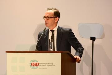 Außenminister Heiko Maas zum Jahrestag der Annexion der Krim